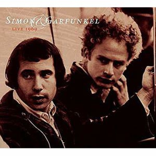 Live 1969 Simon & Garfunkel
