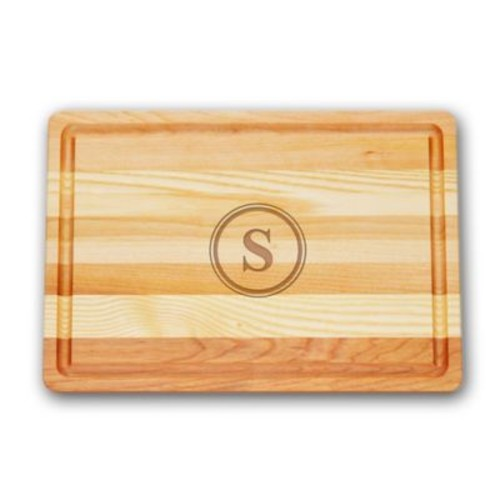 Carved Solutions Master 10-Inch x 14.5-Inch Wood Cutting Board