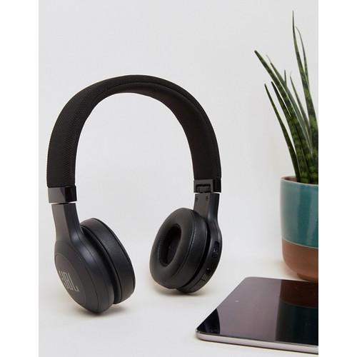 JBL E45 On-Ear Wireless Headphones in Black