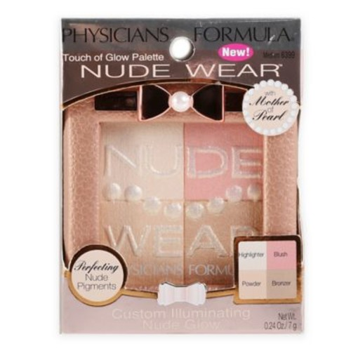 Physicians Formula Nude Wear Touch of Glow Palette in Medium