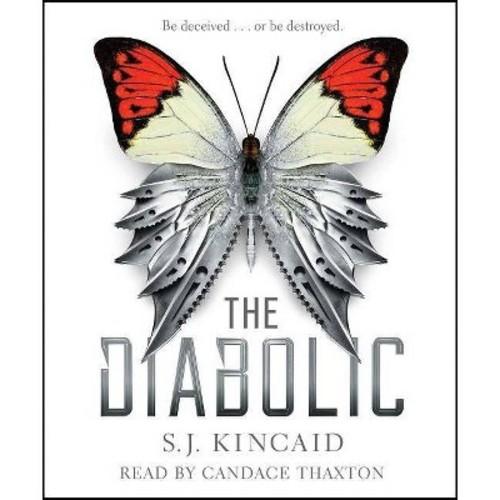 Diabolic (Unabridged) (CD/Spoken Word) (S. J. Kincaid)