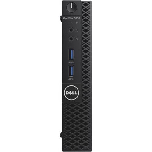 Dell OptiPlex 3050 Micro Form Factor Desktop, i5-7500T, 8GB RAM, 500GB HDD, W10P
