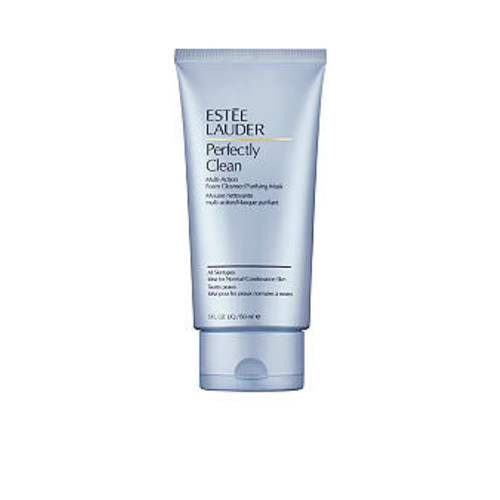 Este Lauder Perfectly Clean Multi-Action Foam Cleanser/Purifying Mask