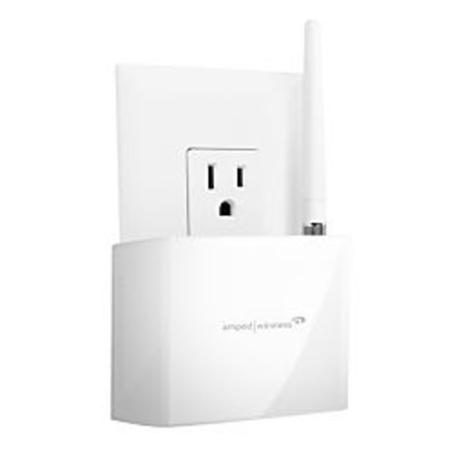 Amped Wireless Rec10 High Power 600mw Compact Wi-fi Range Extender ...