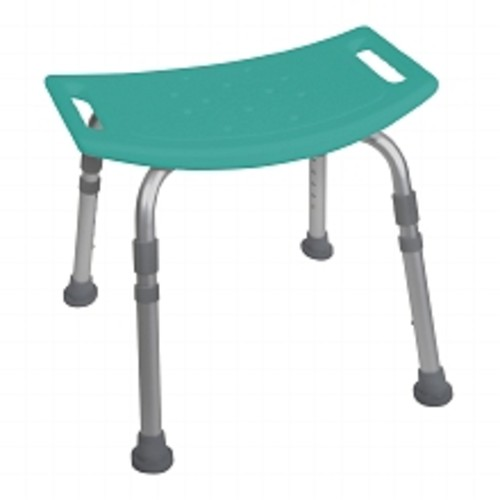 Drive Medical Bathroom Safety Shower Tub Bench Chair Teal