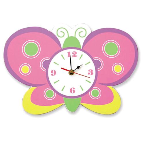 Trend Lab Butterfly Wall Clock [Butterfly]