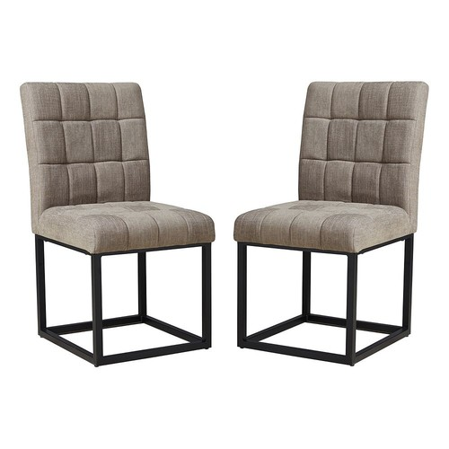 Set of 2 Stellar Dining Chairs, Quick Ship