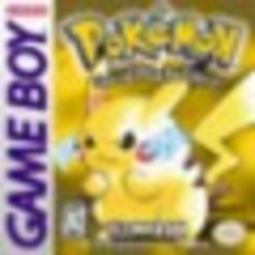 Pokemon Yellow Version Digital - Nintendo 3DS [Digital Download]