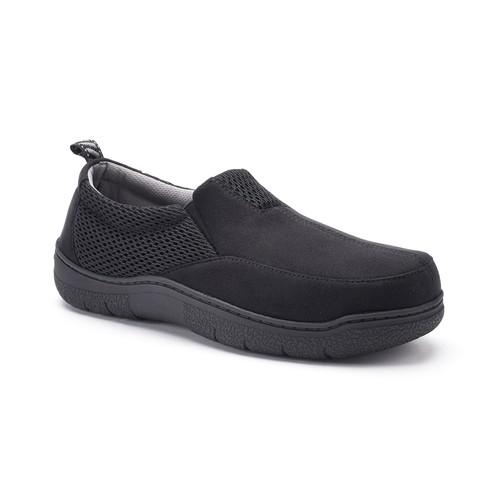 Men's Dearfoams Microfiber Clog Slippers