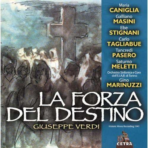 La Forza Del Destino - CD