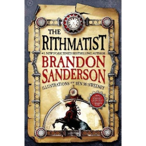 The Rithmatist (Hardcover) by Brandon Sanderson