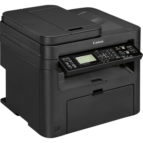 Canon - imageCLASS MF244dw Wireless Black-and-White All-In-One Printer