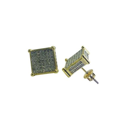 Solar Panel Earrings