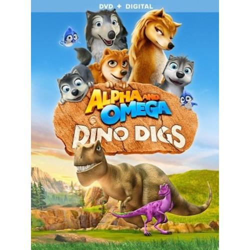 Alpha & Omega: Dino Digs (DVD)