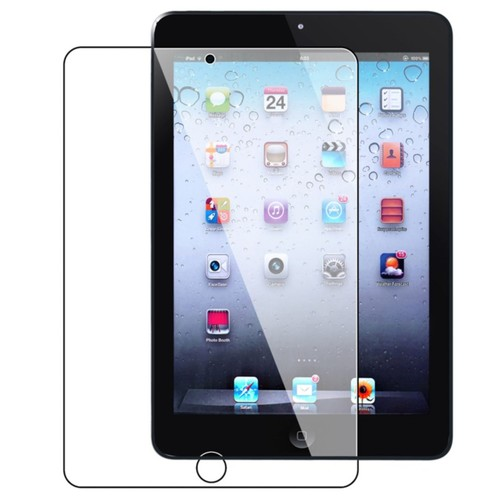 Insten Reusable Screen Protector For Apple iPad Mini With Retina Display, Clear (PAPPIPDMSP01)