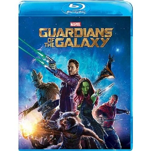 Guardians of the Galaxy (2014) Blu-Ray Combo Pack (3D BD/2D BD/Digital HD)