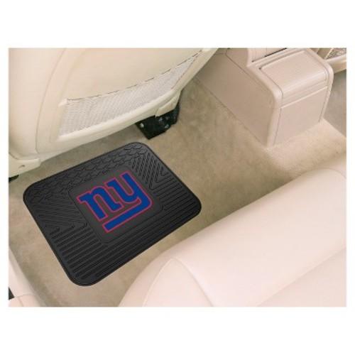 FANMATS NFL New York Giants Vinyl Utility Mat [Rear]