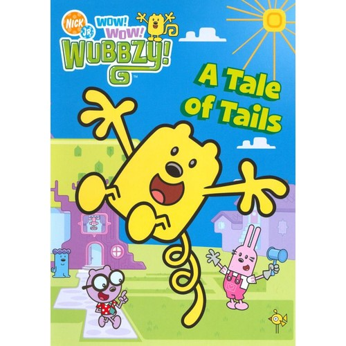 Wow! Wow! Wubbzy!: A Tale of Tails [DVD]
