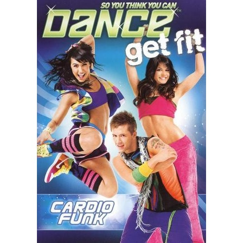 So You Think You Can Dance Get Fit: Cardio Funk [DVD] [2009]