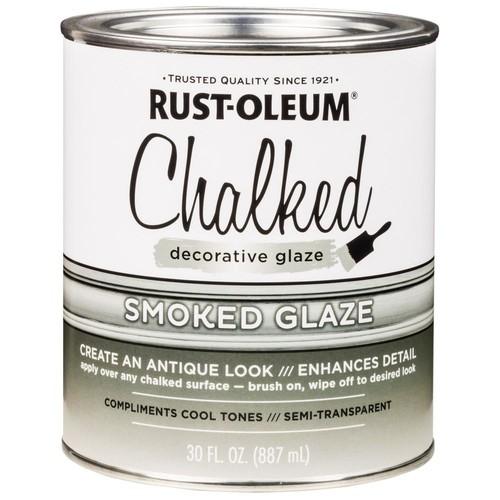 Rust-Oleum 30 oz. Chalked Smoked Glaze (Case of 2)