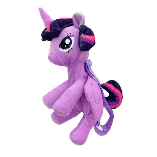 My Little Pony Twilight Sparkle Plush Doll Backpack
