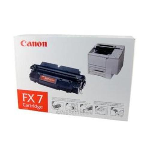 CAROLINA WHOLESALE Canon Br Lc710/Lc730 1-Fx7 Sd Black Toner, 4.5K Yield