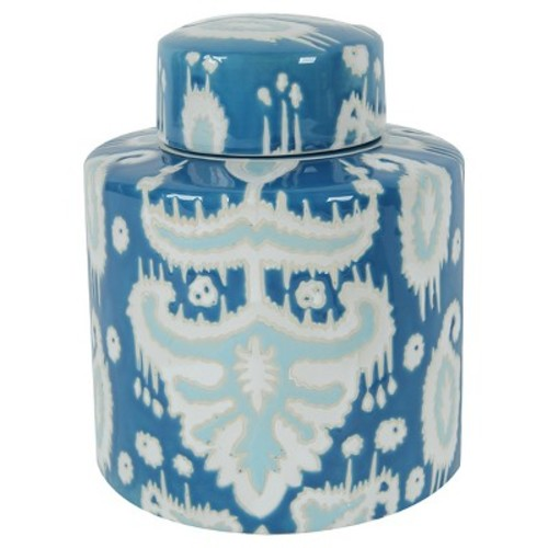 A&B Home Decorative Vase - Blue(9