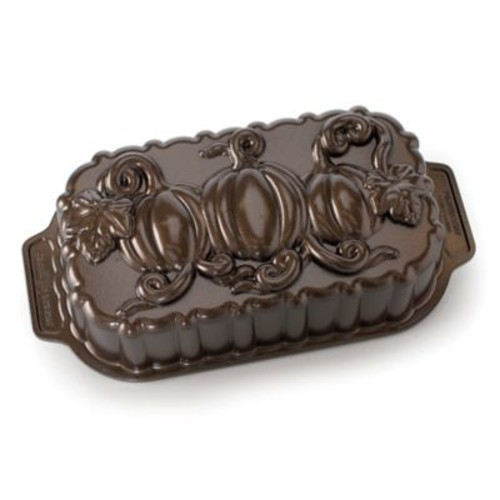 Nordic Ware Pumpkin Patch Nonstick Loaf Pan