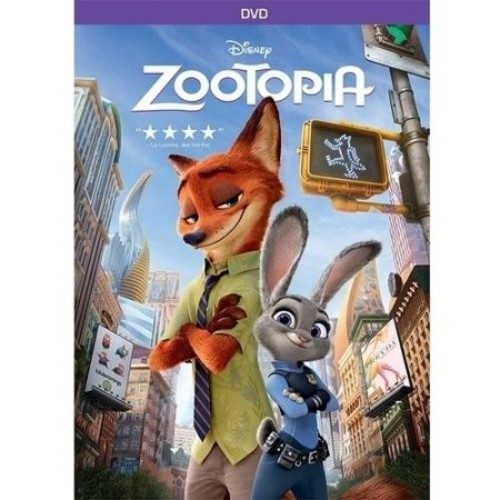 Buena Vista Home Entertainment Zootopia