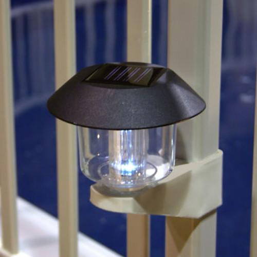 Solar Light Kit for Above Ground Pool Fence