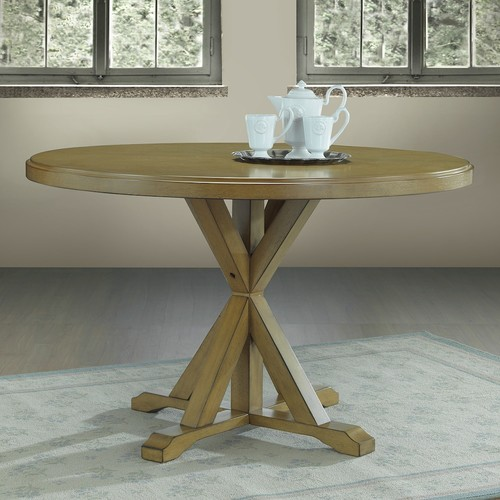 Monet Antique Finish Dining Table