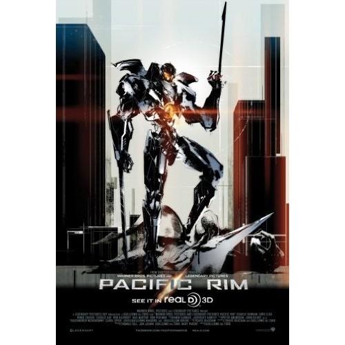 Pacific Rim Poster 24x36