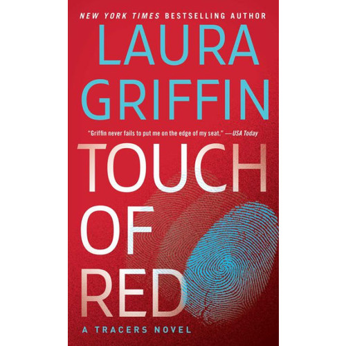 Touch of Red (Tracers Series #12)