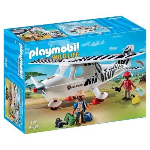 Playmobil Safari Plane Playset