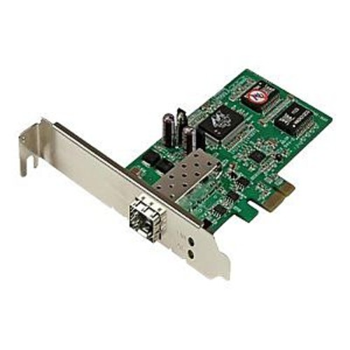 StarTech.com PCI Express Gigabit Ethernet Fiber Network Card w/ Open SFP - Network adapter - PCIe low profile - GigE - 1000Base-LX, 1000Base-SX (PEX1000SFP2)