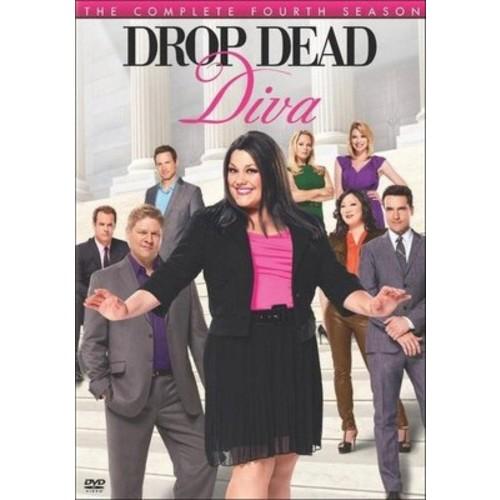 Drop Dead Diva: The Complete Fourth Season [3 Discs]
