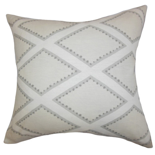 Alaric Geometric Throw Pillow Cover