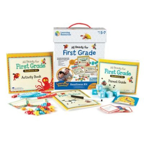Learning Resources All Ready First Grade Educational Kit