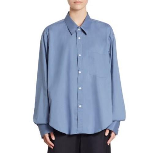 VETEMENTS X Comme Des Garcons Classic Button-Down Shirt