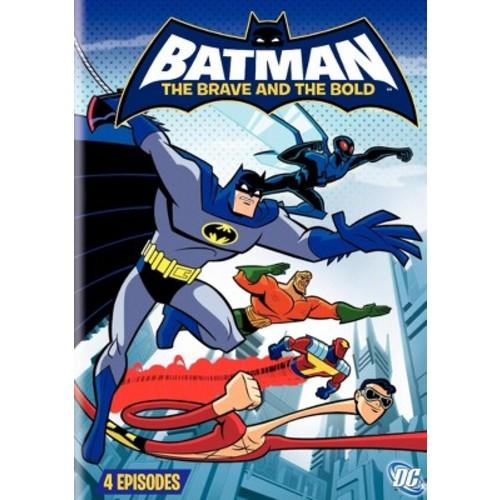 Batman - Brave and the Bold Vol. 1 (DVD)