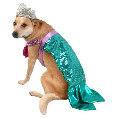 Mermaid Dog Costume Set - Hyde & Eek Boutique