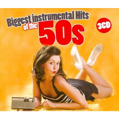 Biggest Instrumental Hits of the 50s [CD]