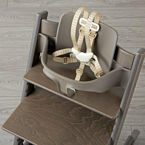Hazy Grey Tripp Trapp Baby Set from Stokke