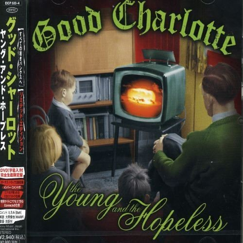 Young and the Hopeless [Bonus DVD] [CD]