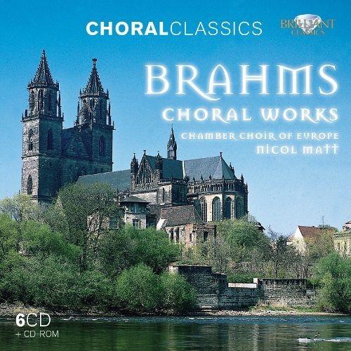 Brahms: Choral Works [CD]