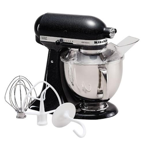 KitchenAid Artisan Series 5 qt Tilt-Head Stand Mixer, Caviar