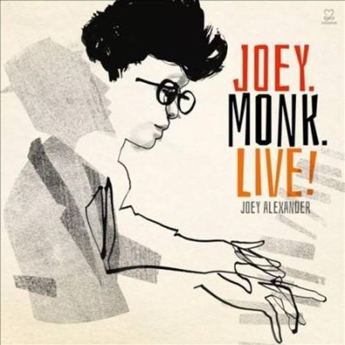 Joey Alexander - Joey Monk Live (CD)