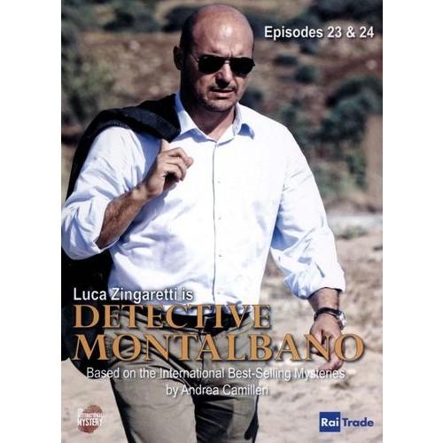 Detective Montalbano: Episodes 23 & 24 [2 Discs] [DVD]