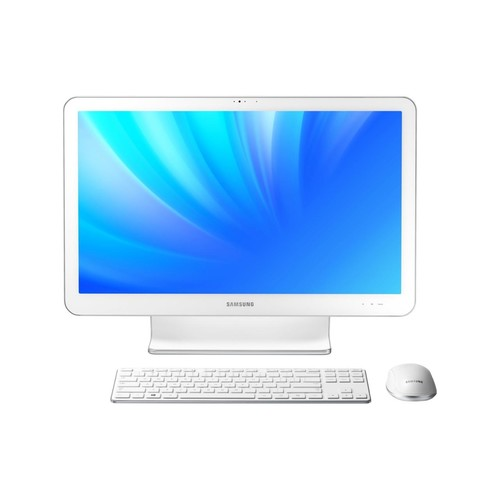 Samsung ATIV One 5 Style DP515A2G-K02US All-in-One Computer - AMD A-Series A6-5200 2 GHz - 4GB DDR3L - 1TB HDD - Windows 8.1 - Desktop - White