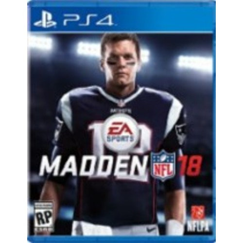 Madden NFL 18 Digital Standard - PlayStation 4 [Digital Download]